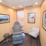 Consultation Room at The Center for Cosmetic Surgery