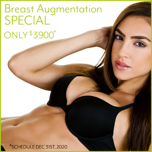 Breast Augmentation Special only 3900 with Dr Alavi