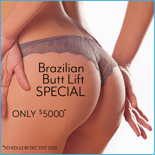Brazilian Butt Lift Special only $5000 with Sassan Alavi MD