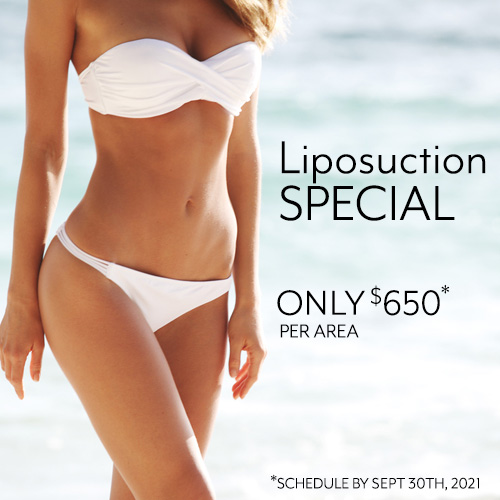 Liposuction Special only $650 per area with Sassan Alavi MD